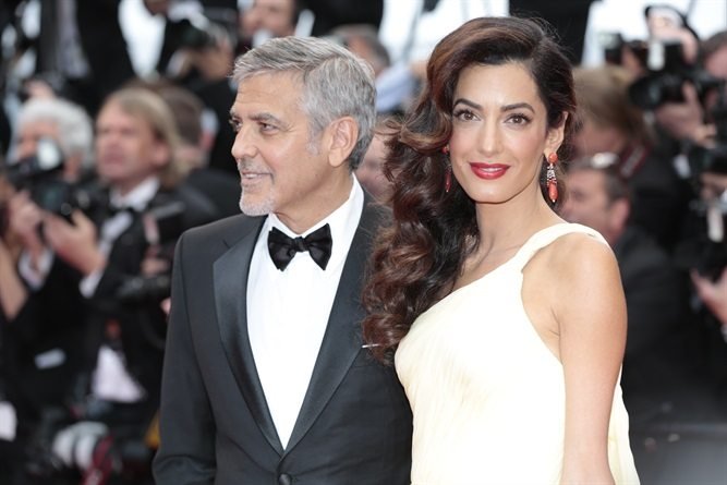 10f0673cc41c George Clooney e Amal