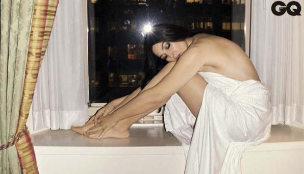 """Monica Bellucci a nu. do per Gq: """"Devo tutto agli uomini"""""""