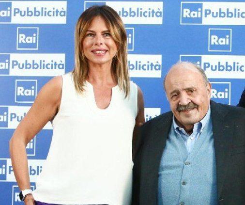 """Maurizio Costanzo: """"Paola Perego cacciata? Non vorrei che dietro ci fosse la politica"""""""