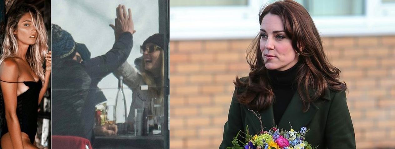 Kate Middleton furiosa con il Principe William per la vacanza a Verbier