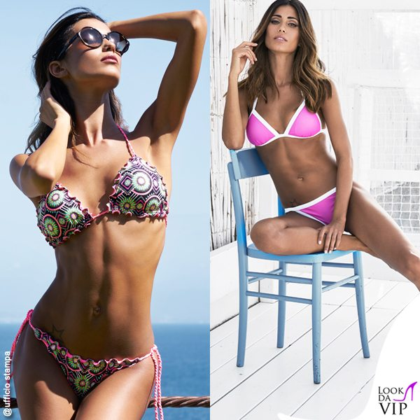 Federica Nargi in bikini: Funny, Sunny, Italian