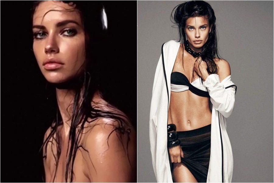 Adriana Lima, è finita la love story con la star del football Julian Edelman