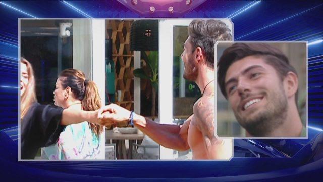 Grande Fratello VIP, la love story tra Ignazio e Ivana