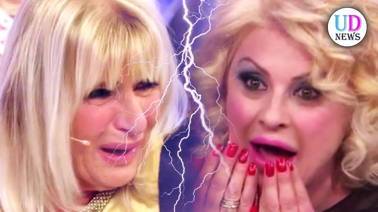 """Tina Cipollari contro Gemma Galgani: """"Non condivido nulla. Atteggiamenti non adatti alla sua età"""""""