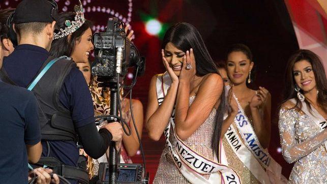 Sthefany Gutierrez fa innamorare il web: tutti pazzi per la nuova Miss Venezuela
