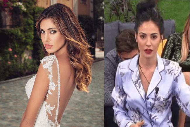 Gf Vip 2017, Belen Rodriguez si ricrede su Giulia De Lellis