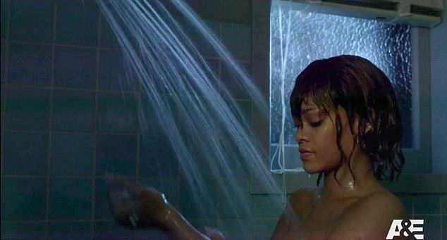 Rihanna, in