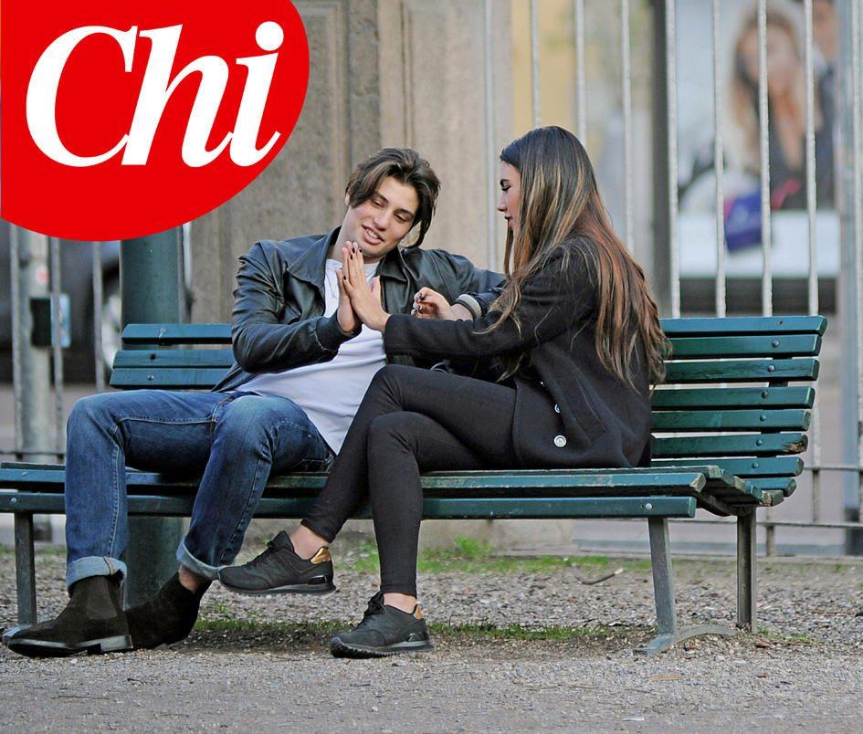 Niccolò Bettarini in love con la modella carioca Michelly