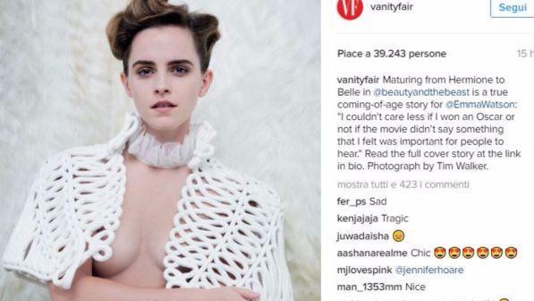 Emma Watson, niente selfie con i fan e un fidanzato top secret: ecco perché