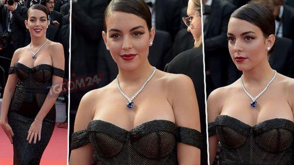 Georgina Rodriguez, che bomba sexy senza Ronaldo