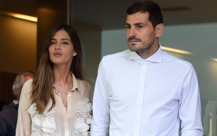 Sara Carbonero, la giornalista moglie di Iker Casillas operata per un tumore maligno
