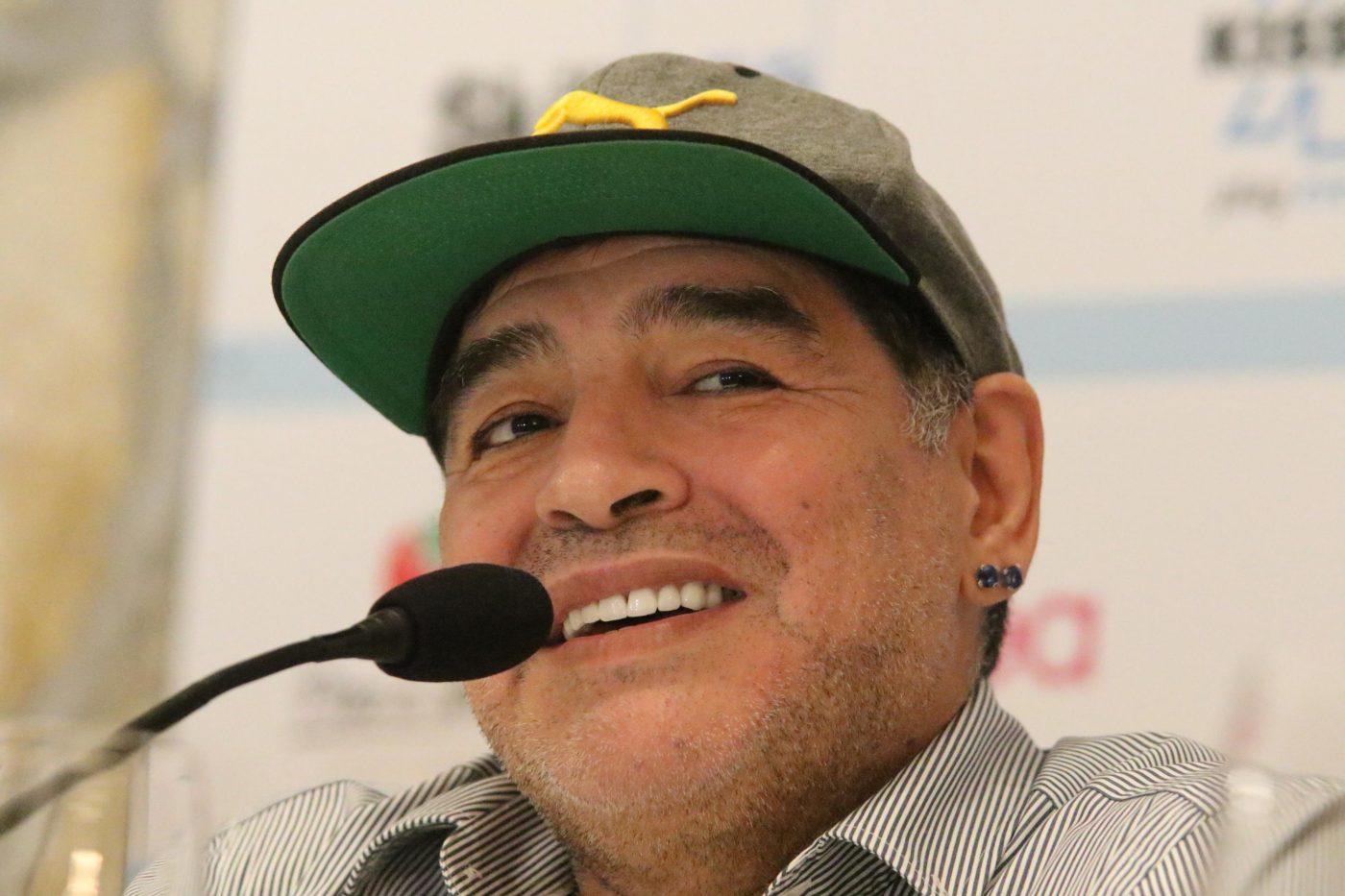 Addio a Maradona, l'ultima intervista: il sogno che voleva realizzare