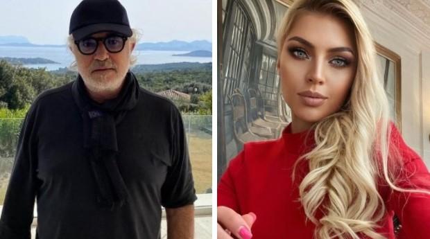 Flavio Briatore e la love story con la Miss Valentina Kolesnikova: «Ecco la verità»