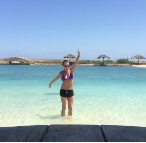 Isola: Paola Barale è rimasta in Honduras. Tornerà da Raz Degan?