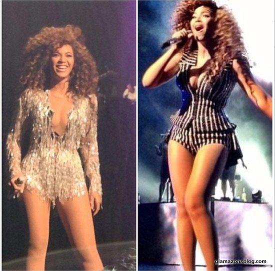 """Beyoncé è incinta di due gemelli :""""storia di Instagram"""""""