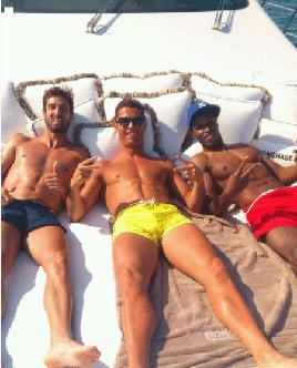 Amici di Cristiano Ronaldo: Semedo al Cagliari