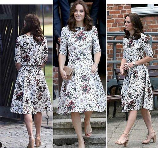 Kate Middleton bacchettata dai media inglesi: