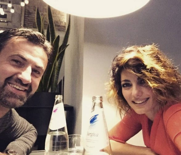 """Christian Panucci e Samantha Togni di nuovo insieme: """"Un mese di crisi nera"""""""
