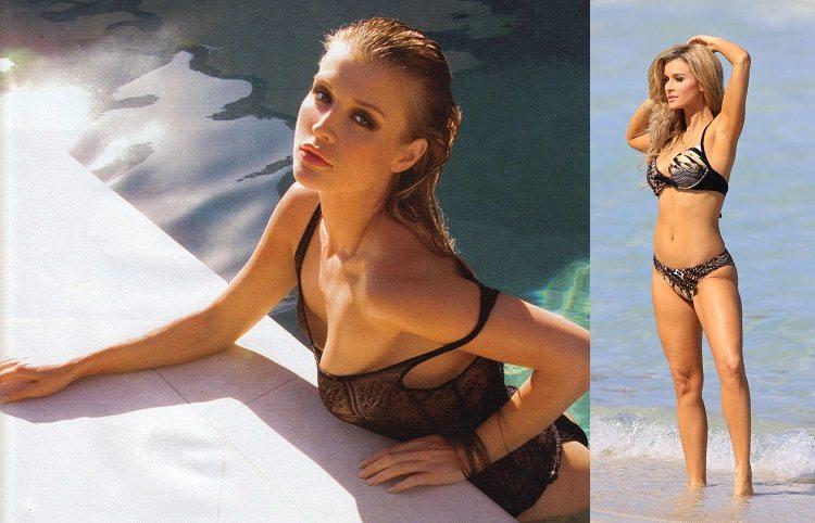 Joanna Krupa, foto di compleanno senza ve .li: fisico mo .zzafiato per la ...