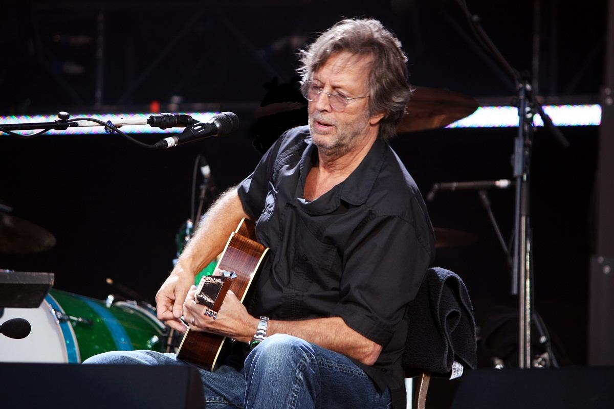 """Eric Clapton irriconoscibile: """"Ha una grave malattia degenerativa"""""""