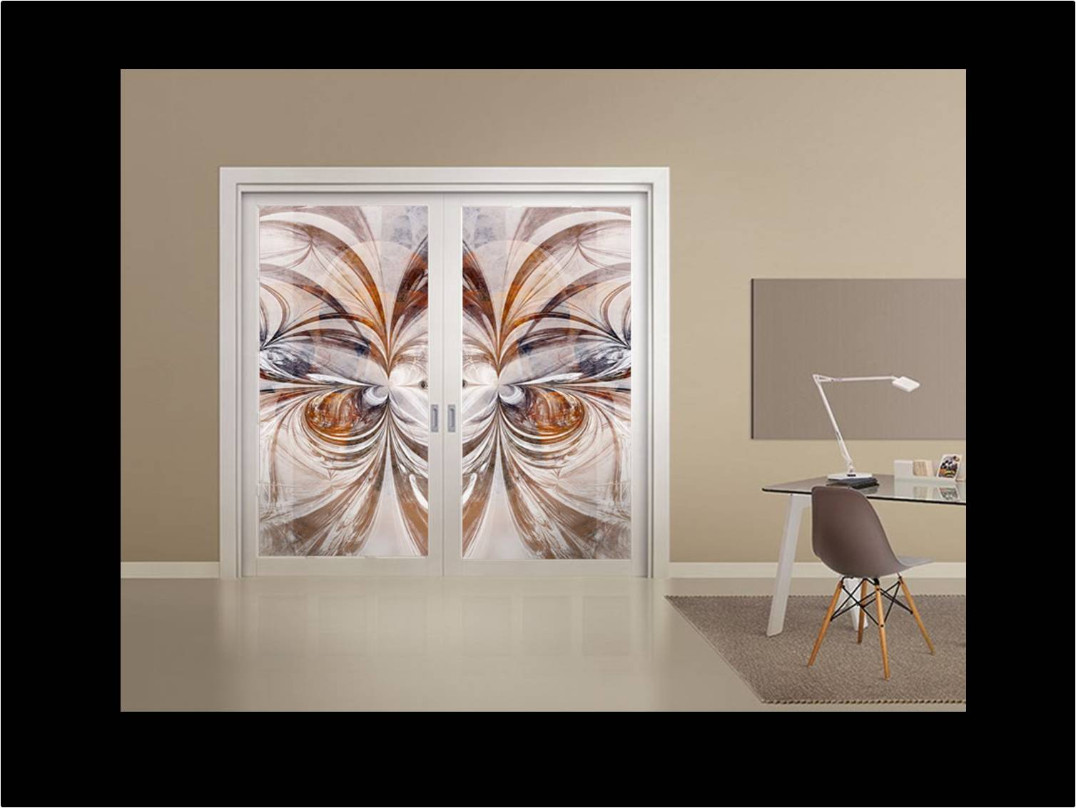 quando l' arte e' alle porte..............
